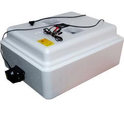 Инкубатор Несушка №63ВГ на 77 к/я, цифр. терморег., 220/12В, измеритель влажности с вентиляторами, автом.перев