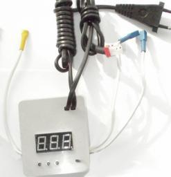 Терморегулятор цифровой, автомат,№7, (арт.37,38,59,60)