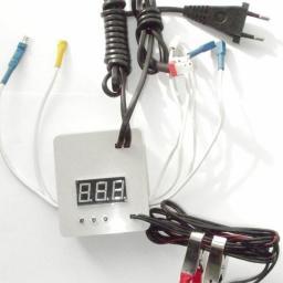 Терморегулятор цифровой+гигрометр, автомат,220/12В, (арт.67Г,69Г)