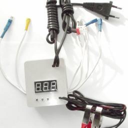 Терморегулятор Цифровой  +гигрометр, свт., 220/12В (арт.46Г,63Г,64Г)