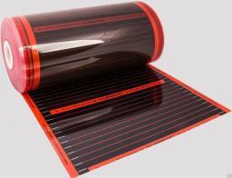 Саморегулирующая инфракрасная нагревательная пленка ширина 50 см