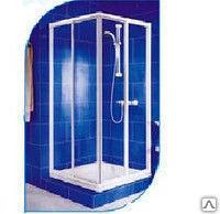 Душевой перегородки 870*870*1750 мм 2 стенки закаленное стекло