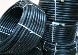 Водопроводная труба ПНД 25мм*2 SDR-13,6 питьевая полиэтиленновая