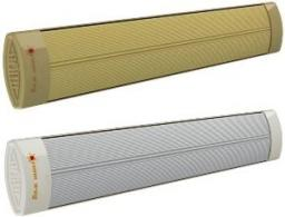 Инфракрасный обогреватель ПИОН 600 Вт Люкс потолочный цвет желтый и белый