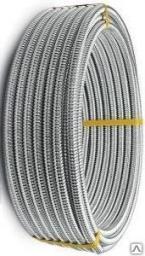Труба гофрированная нержавеющая сталь отожженная HF 15 мм