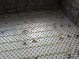 Электро-водяной теплый пол ЭСО-4 35 метров без насоса
