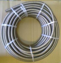 Металлорукав 15 мм герметичные из нержавеющей стали AISI-430 для кабеля