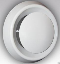 Анемостат 100 мм вентиляционный
