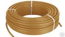 Труба из сшитого полиэтилена для тёплого пола TPER 1620-200 Gold