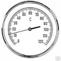 Термометр Y-63A-50-120
