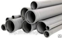 Канализационные трубы диаметр 110 мм длиной 2м канализационная труба