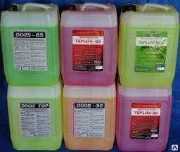 Теплоноситель БИО -30˚С канистра 10 кг жидкость для отопления