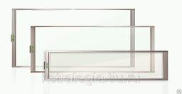Инфракрасный стеклянный промышленный обогреватель Пион Thermo Glass ПН-25