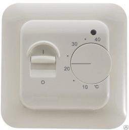 Электрический терморегулятор Е 70.26 механический для теплого пола