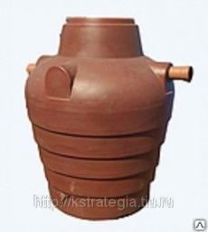 Септик канализационный 1700 литров для частного дома и дачи