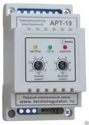 Терморегулятор электронный АРТ-19 для водостоков и кровли