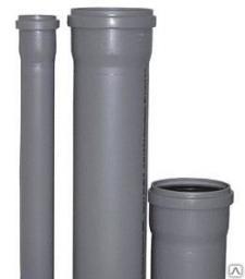 Труба канализационная 40 *0,5м