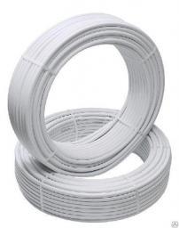 Труба металлопластиковая бесшовная 20 мм для отопления и воды