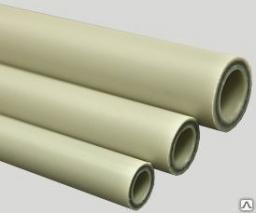 Труба полипропиленовая 32 мм стекловолокно FV-plas полипропиленовые трубы