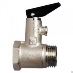 Клапан предохранительный спускной для бойлера 1/2 Valtec