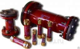 Фланцевый магнитный преобразователь воды MWS Dy32