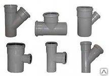 Тройник 110-45˚ для канализационной трубы
