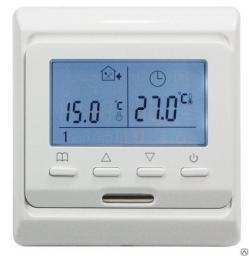 Терморегулятор для теплого пола E51.716 программируемый