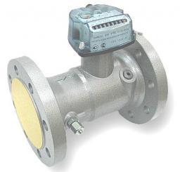 Турбинные счетчики газа