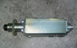 Кран тормозной УГА2-05.01.000-01