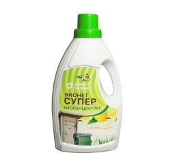 Бионет Супер с запахом лимона