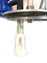 Вакуумный клапан для доильной аппаратуры