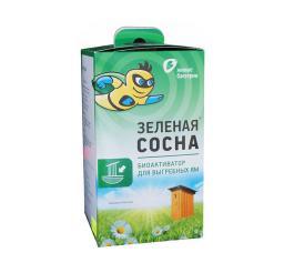 Зеленая Сосна биоактиватор для выгребных ям 300 гр
