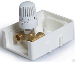 Регулировочный короб теплого пола TCB-K-01