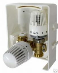 Регулировочный короб теплого пола TCB-K-RTL 01