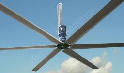 Вентилятор потолочный ВП-630