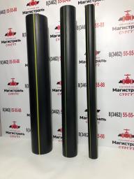 Труба полиэтиленовая ПНД техническая SDR 17 ду 40*2,4