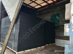 Коврик резиновый для стойло-мест 1800х1200х24 шип 7мм