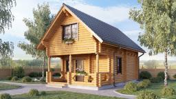 Строительство домов из бруса, оцилиндровки, дачных домиков, бытовых домиков, сооружения из имитации бруса и бревна