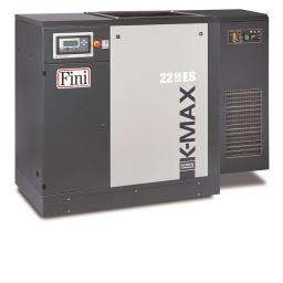 Винтовой компрессор без ресивера с осушителем, с частотником FINI K-MAX 22-10 ES VS