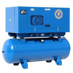 Винтовой компрессор на ресивере АСО ВК 18-08-500