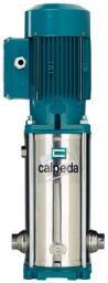 Моноблочный вертикальный многоступенчатый насосный агрегат Calpeda MXV-B 32-408