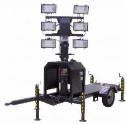 Осветительная мачта 9,0 м - Осветительная мачта ET TGP-M-90
