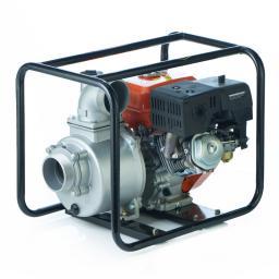 Бензиновая мотопомпа для загрязненной воды Meran MPG401