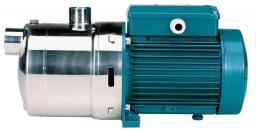 Горизонтальный многоступенчатый насосный агрегат из нержавеющей стали Calpeda MXH 206