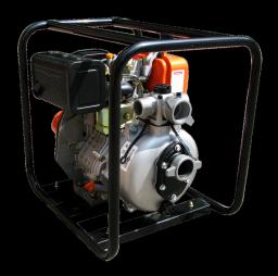 Дизельная мотопомпа MPD211H (высоконапорная)