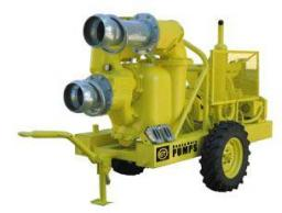 Дизельная установка водопонижения Varisco SIMPLE JD 10-305 G10 SVM26 V02