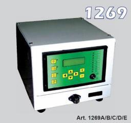 Блок управления TE550 на мощность машины 125 кВА при ПВ 50% - TECNA 1269D