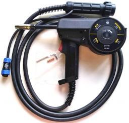 Горелка сварочная Flama QLBF-200 3м с подающим механизмом Push-Pull