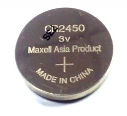 Батарейка литиевая (элемент питания) CR2450 3v