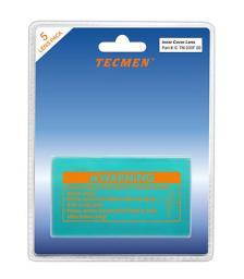 Внутреннее защитное стекло TECMEN с антизапотеванием ANTIFOG в ассортименте